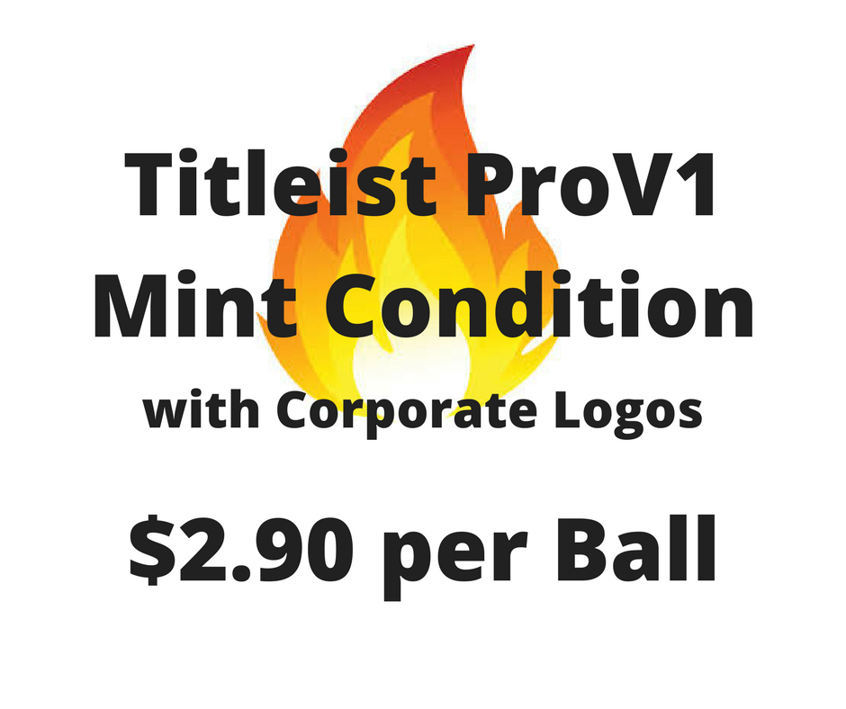 Titleist Pro V1 Mint - Loose (per Ball) with Corporate Logos