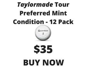Taylormade Tour Preferred Mint - 12 Pack