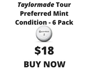 Taylormade Tour Preferred Mint - 6 Pack