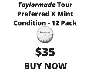 Taylormade Tour Preferred X Mint - 12 Pack