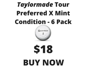 Taylormade Tour Preferred X Mint - 6 Pack