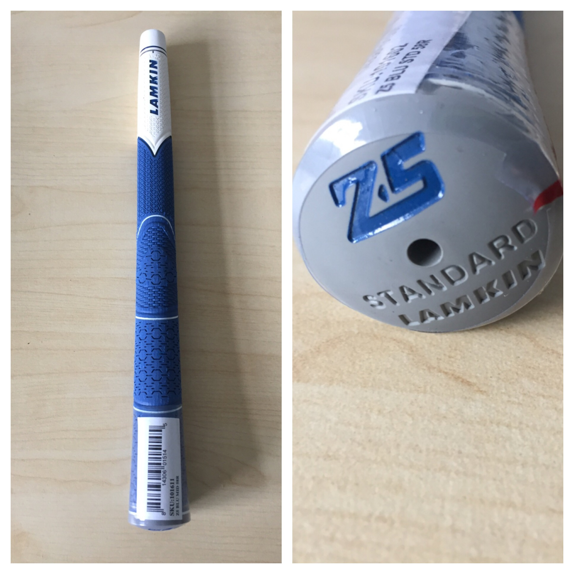 Lamkin Z5 Blue Single Grip